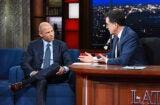 Michael Avenatti Stephen Colbert