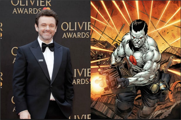 Michael Sheen Vin Diesel Bloodshot