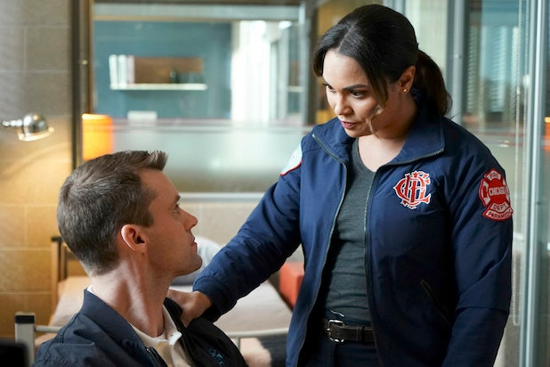 Chicago Fire's Monica Raymund Confirms Exit From Show