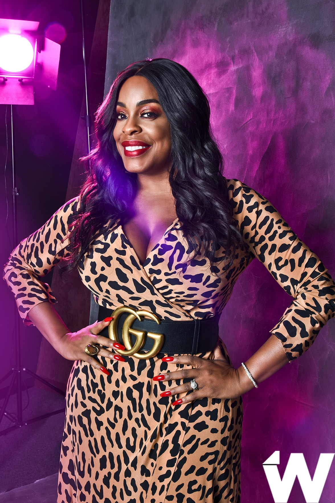 Niecy Nash, Claws