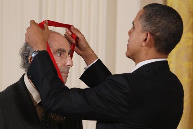 Philip Roth and Barack Obama