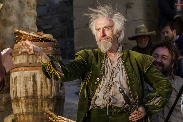 Terry Gilliam's 'The Man Who Killed Don Quixote' Getting Theatrical Release After All