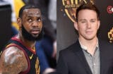 Public Enemy Channing Tatum Lebron James