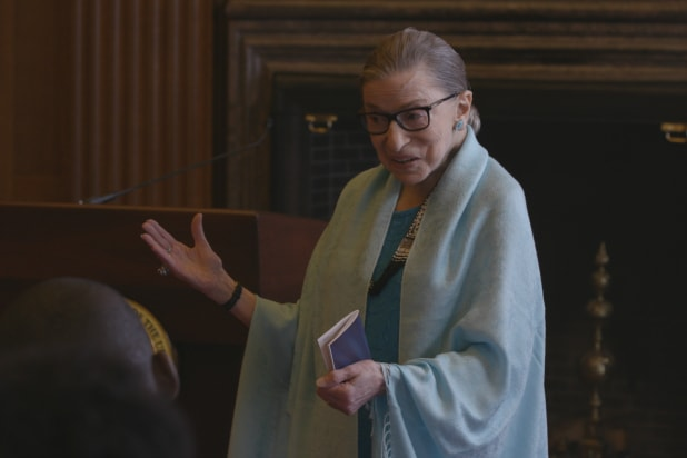 RBG  Film Review  Ruth Bader Ginsburg s Life Makes for a Snappy But  Surface-Level Documentary 4deadad5ad0