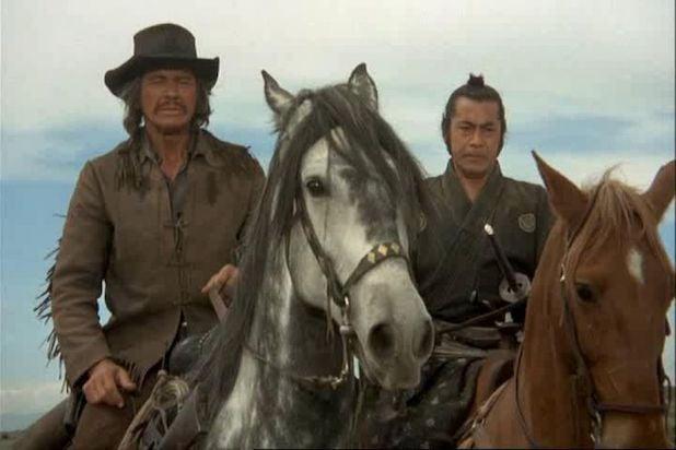 Red Sun Charles Bronson Toshiro Mifune