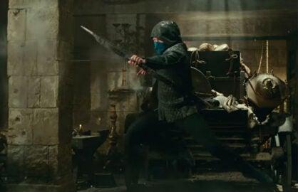 Video: 'Robin Hood' Taron Egerton Just Proved He Can Do