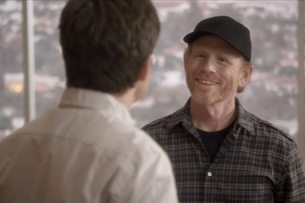 Ron Howard Arrested Development