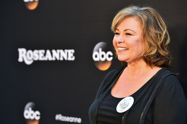 Roseanne Barr Denies Shes Racist Calls Valerie Jarrett Tweet A Stupid Joke