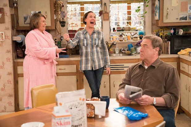 LA to Vegas Ends on Low Note; Roseanne Drops But Still Dominates
