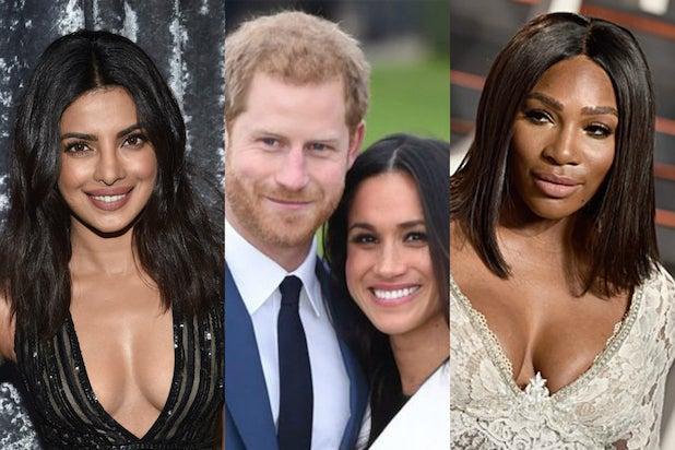 Royal Wedding A-Listers
