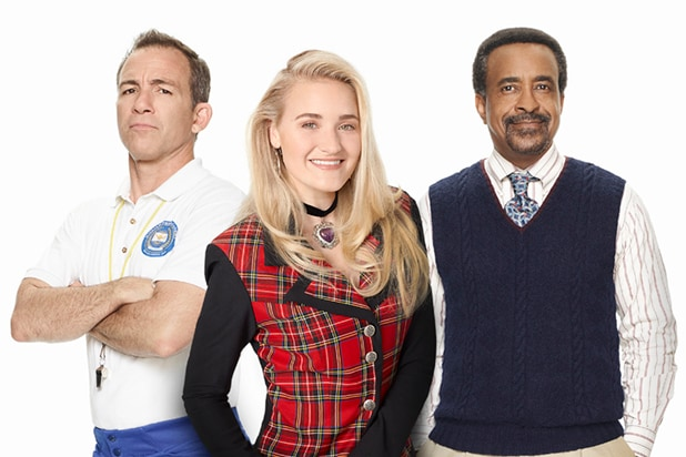BRYAN CALLEN, AJ MICHALKA, TIM MEADOWS Schooled