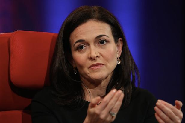 Sheryl Sandberg Facebook COO