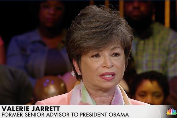 Valerie Jarret