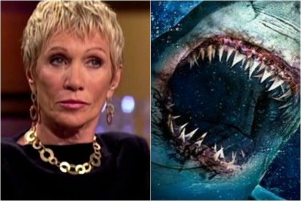 Shark Tank' Sharks to Actually Swim With Sharks on Shark