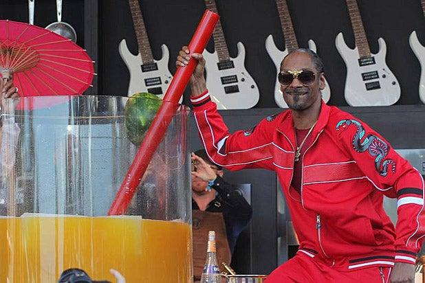 Snoop Dogg Cocktail