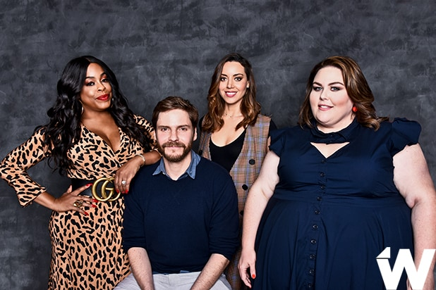 Niecy Nash, Daniel Bruhl, Aubrey Plaza, Chrissy Metz, 2018 Emmy Screening Series
