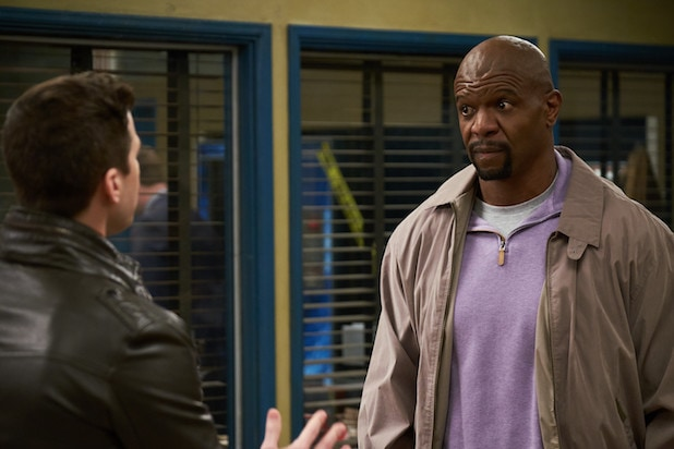Terry Crews Brooklyn Nine Nine