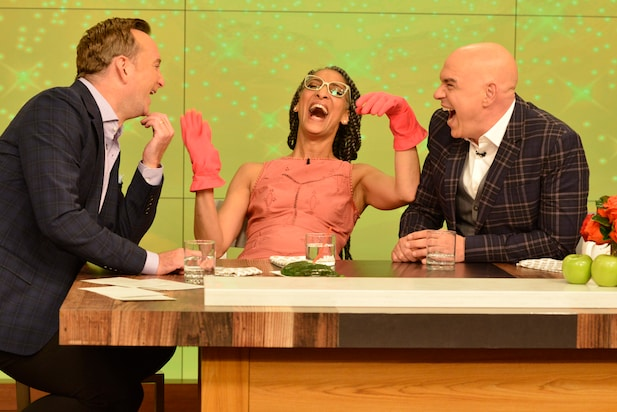 what killed the chew low ratings or the mario batali accusations