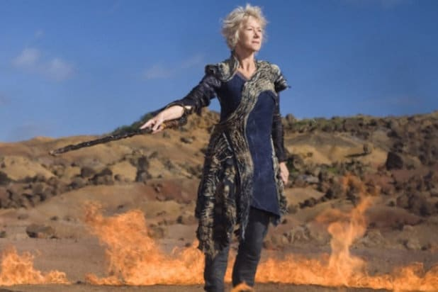 The Tempest Helen Mirren