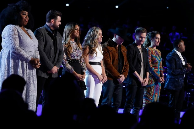 'The Voice' Season 14 - NBC