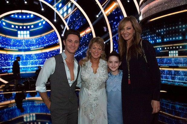 Tonya Harding Dancing With the Stars