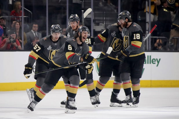 Vegas Golden Knights 2018 NHL Stanley Cup Final - Game One