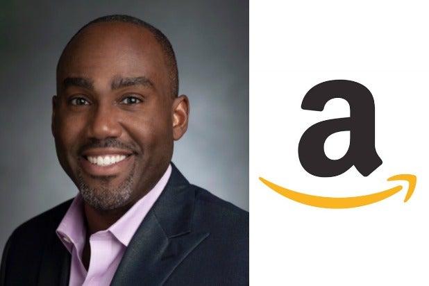 Vernon Sanders Amazon Logo