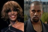 Whitney Houston Kanye West