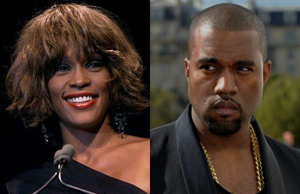 Whitney Houston Kanye West
