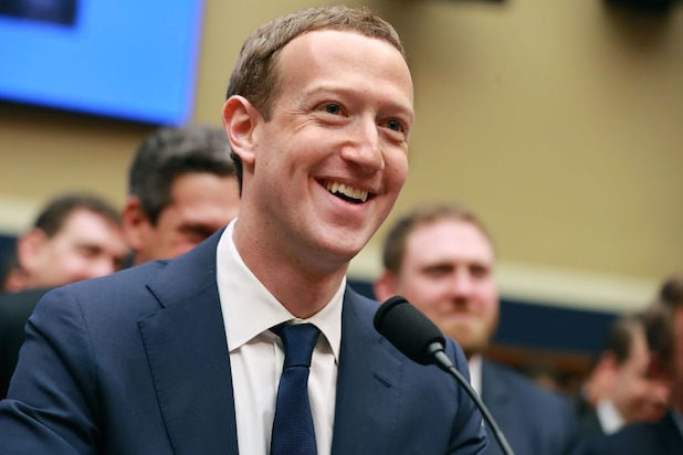 Facebook CEO Mark Zuckerberg Testifies At House Hearing