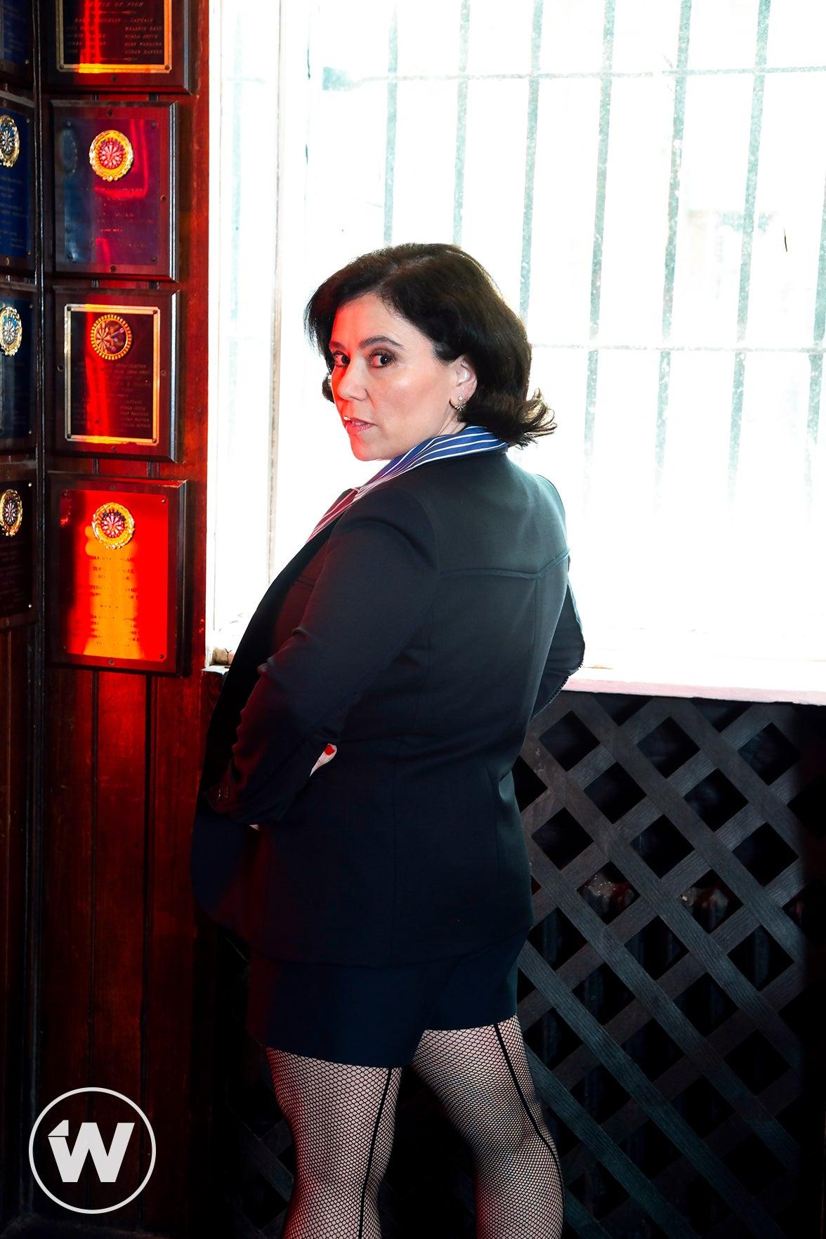 Alex Borstein, The Marvelous Mrs. Maisel