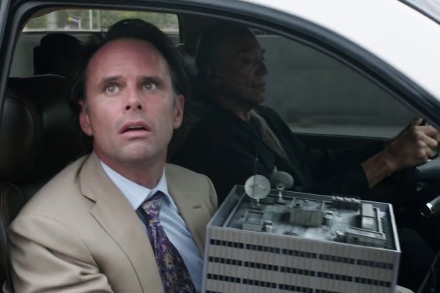 ant-man and the wasp trailer takeaways walton goggins stealing the building
