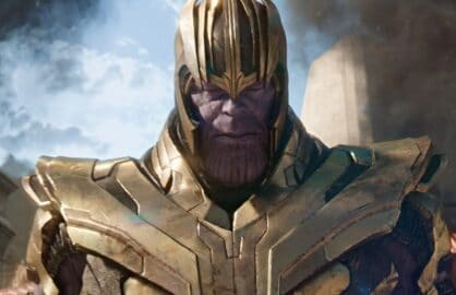 Avengers Infinity War Almost Included A Single Frame Of A Single Word At A Crucial Moment