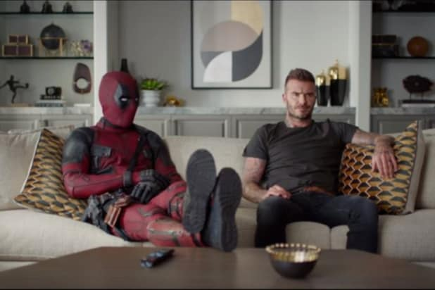 David Beckham Asks Deadpool To Apologize For Bad Ryan Reynolds