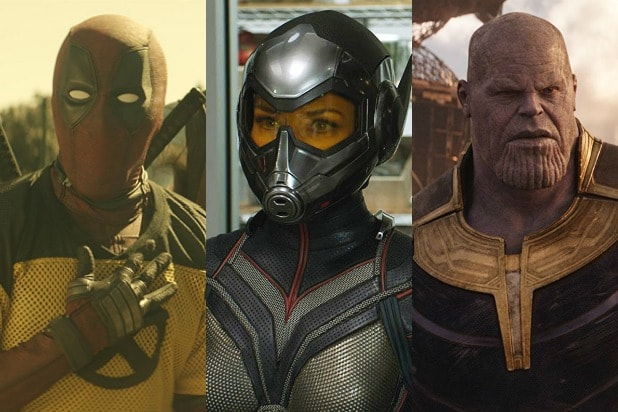every marvel movie ranked deadpool 2 avengers infinity war ant-man and the wasp