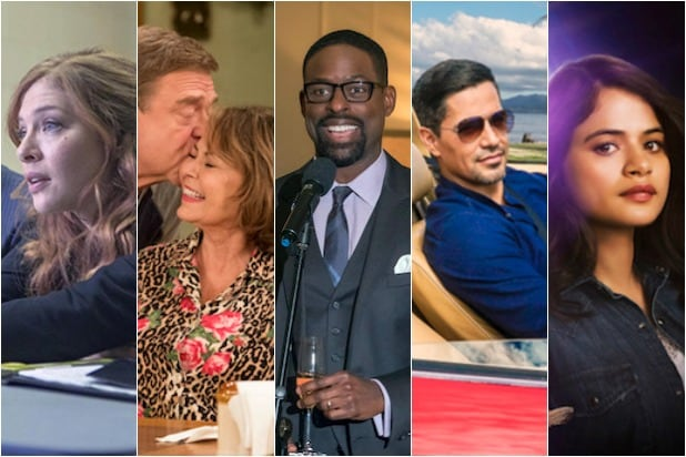 here s the complete fall 2018 tv schedule for all 5 broadcast networks