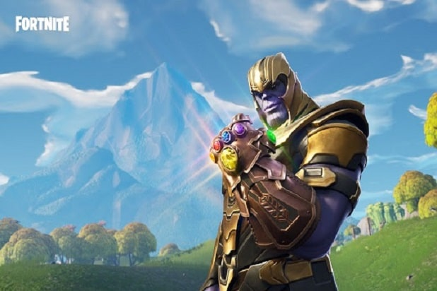 Fortnite' Lets You Play As (or Fight Against) Thanos of