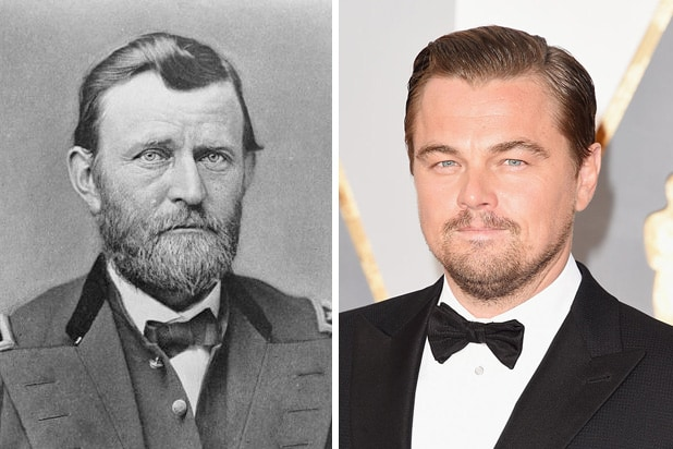Spielberg and DiCaprio in talks to reunite for Ulysses S. Grant biopic