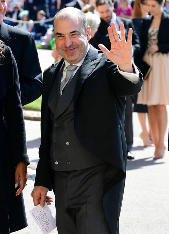 rick hoffman royal wedding
