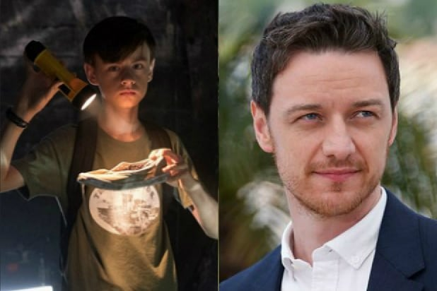 it fan cast bill denbrough james mcavoy