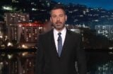 jimmy kimmel live santa fe shooting donald trump