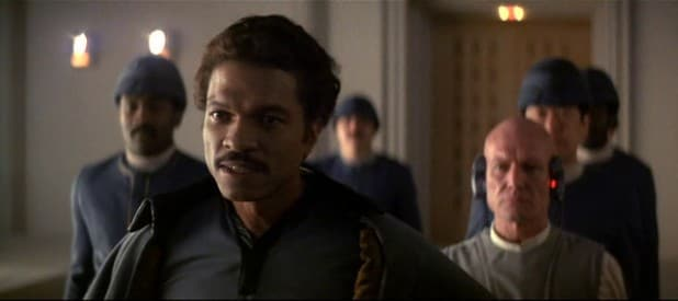 lando is fake mad solo a star wars story recycled moments