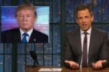 late night with seth meyers donald trump keeps his promises by accident