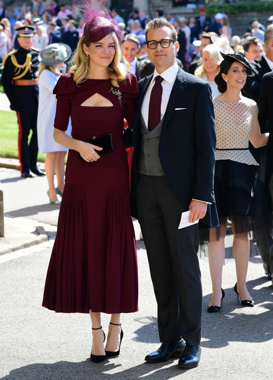 jacinda barrett gabriel macht royal wedding