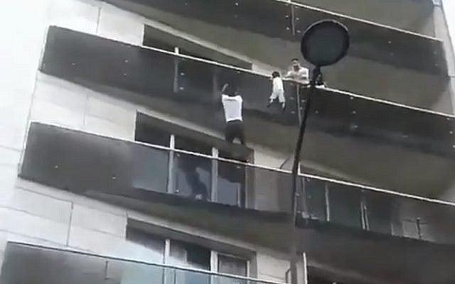 Mamoudou Gassama French Immigrant Video