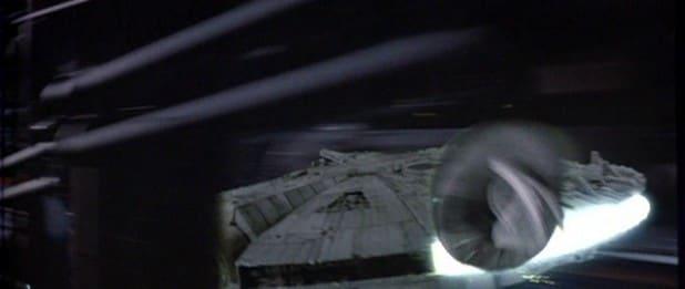 millennium falcon comms dish solo a star wars story recycled moments