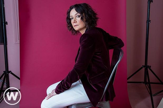 Sara Gilbert, Roseanne