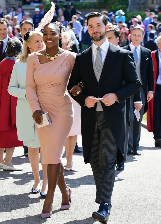 Serena Williams Royal Wedding