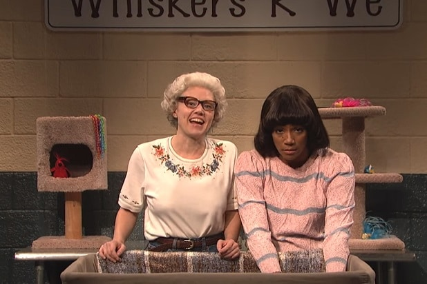 snl best sketches tiffany haddish kate mckinnon whiskers r we