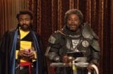 snl donald glover new episode this week lando calrissian summit star wars